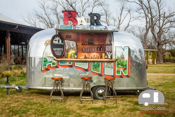 Airstream Bar Rental by Silvercloud